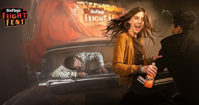 Coke Six Flags Halloween Instant Win (Coke.com/SixFlags)