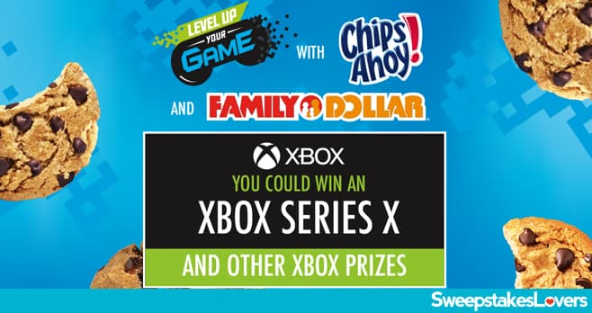 Family Dollar Chips Ahoy Sweepstakes 2020