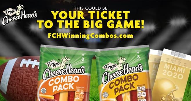 FCH Winning Combos Sweepstakes (FCHWinningCombos.com)