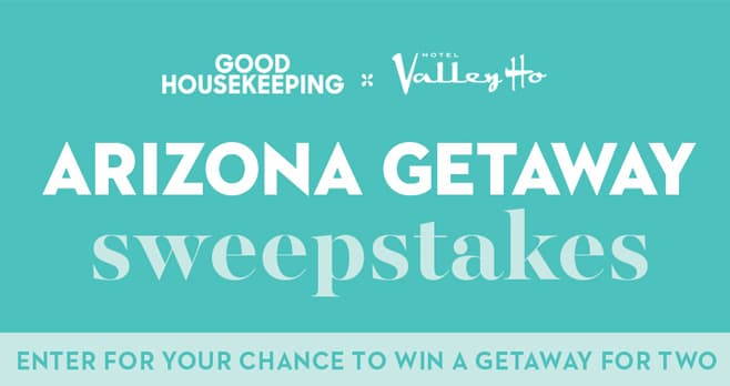 Good Housekeeping Hotel Valley Ho Getaway Sweepstakes