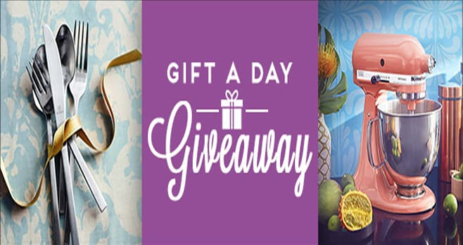 HGTV Gift A Day Giveaway (HGTV.com/GiftADayGiveaway)