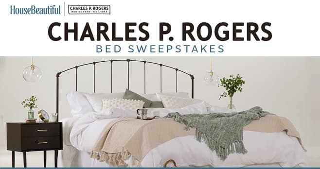 House Beautiful Charles P. Rogers Sweepstakes