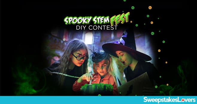 ARM & HAMMER Spooky STEM Fest Contest