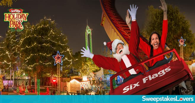 Coke Six Flags Holiday Instant Win Game