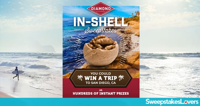 Diamond Nuts In-Shell Instant Win Sweepstakes