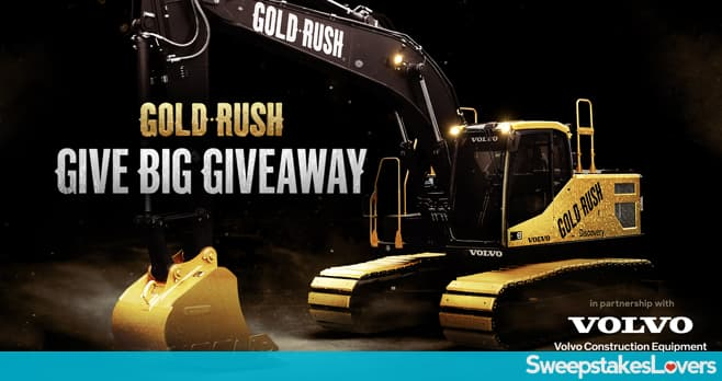 Discovery Gold Rush Give Big Giveaway