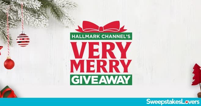 Hallmark Very Merry Giveaway 2020