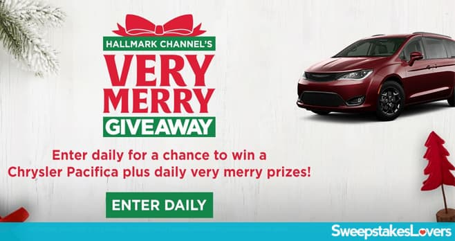 Hallmark Channel Very Merry Giveaway