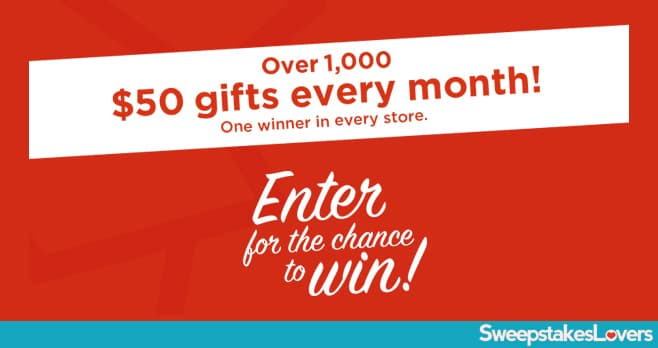 Kohl's Get Rewarded Sweepstakes
