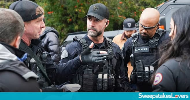 S.W.A.T. Sweepstakes