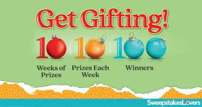 Vanilla Gift Get Gifting Sweepstakes