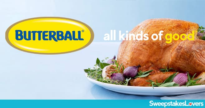 Butterball ThanksWinning Giveaway