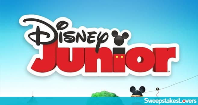 Disney Junior Sharing Is Caring Holiday Sweepstakes