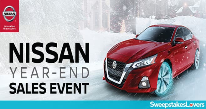Nissan Black Friday Sweepstakes
