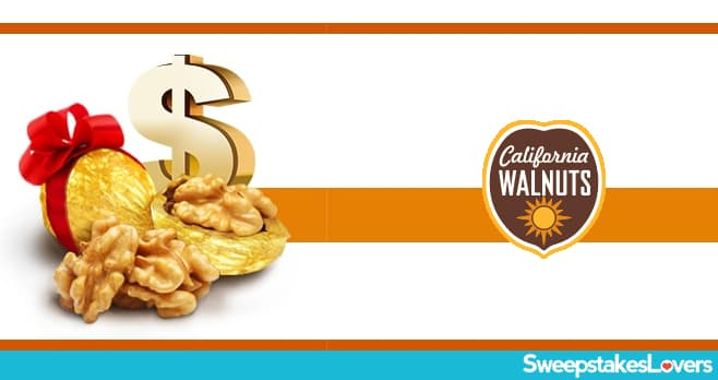 Golden Walnut Sweepstakes