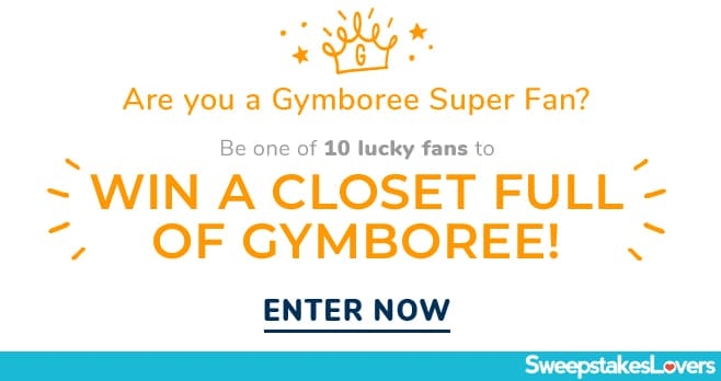 Gymboree Super Fan Sweepstakes
