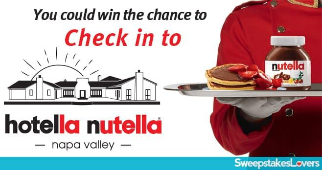 Hotella Nutella Contest