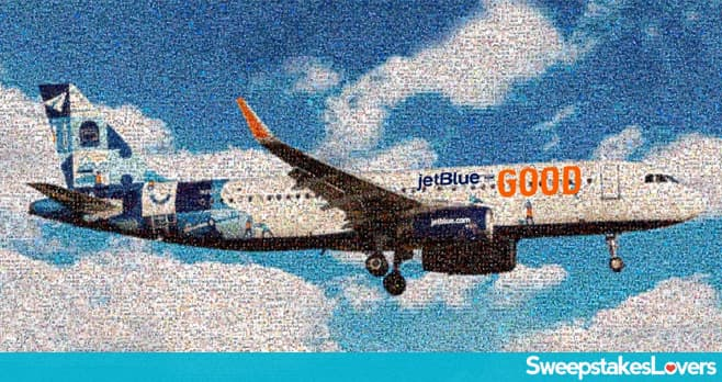 JetBlue Share Your Good Sweepstakes