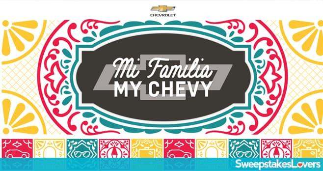 Mi Familia, My Chevy Contest