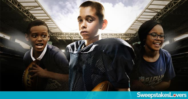 NFL Super Bowl Kids Contest