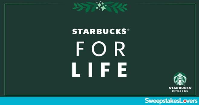 Starbucks For Life 2020 Game