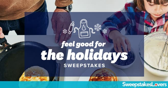 Sunsweet Feel Good For The Holidays Sweepstakes