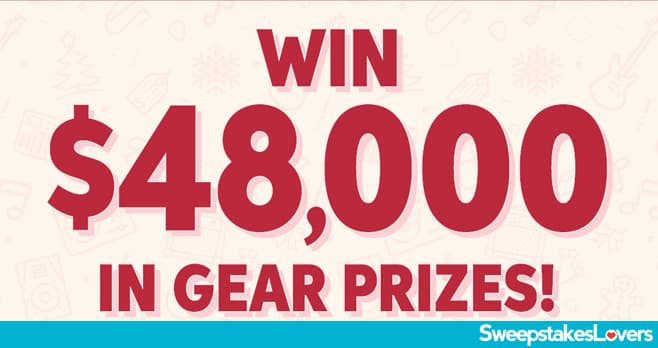 Sweetwater Holiday Giveaway 2020