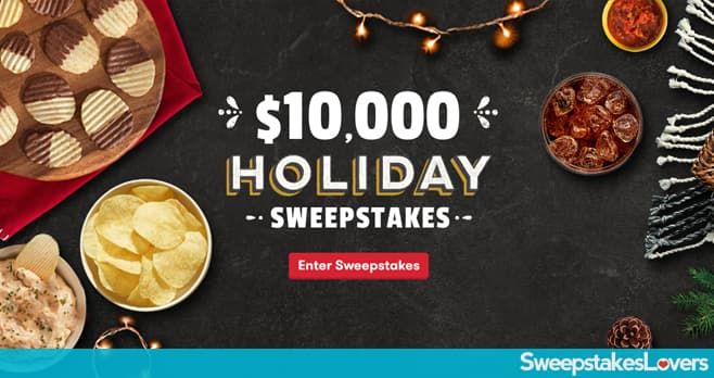 Tasty Rewards $10,000 Holiday Sweepstakes