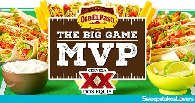 Dos Equis Big Game Southeast Sweepstakes 2020