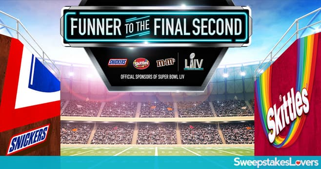 Funner to the Final Second Sweepstakes