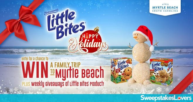 Little Bites Happy Holidays Sweepstakes