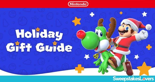 My Nintendo Holiday Sweepstakes 2019
