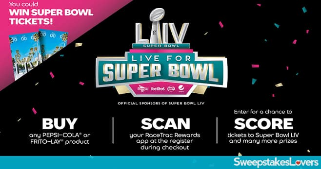 Pepsi Live For Super Bowl Sweepstakes
