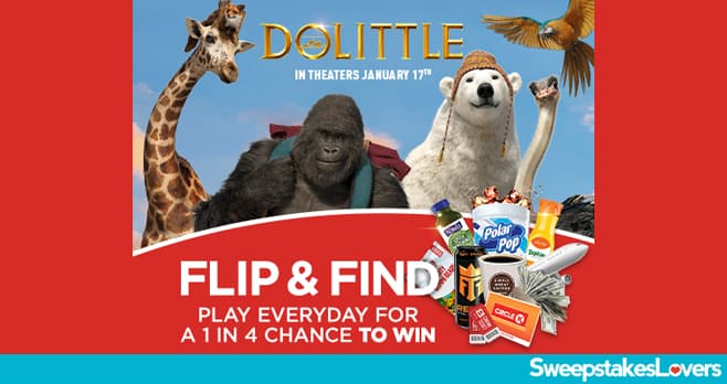 Circle K Flip & Find Instant Win Game 2020