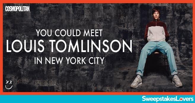 Cosmopolitan New York Tour Flyaway Sweepstakes 2020