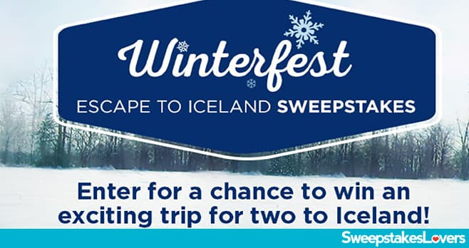 Hallmark Channel Winterfest Sweepstakes 2020