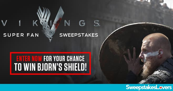 History Channel Vikings Sweepstakes 2020