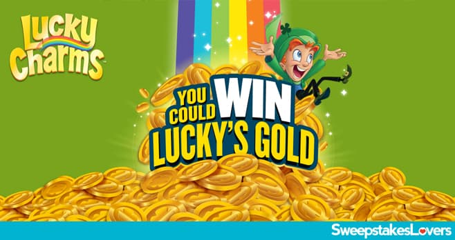 Lucky Charms Win Lucky's Gold Sweepstakes 2020