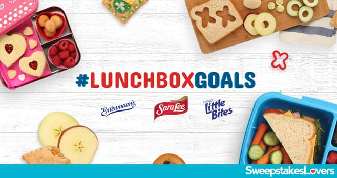 Mom's Return To School #LunchboxGoals Sweepstakes 2020