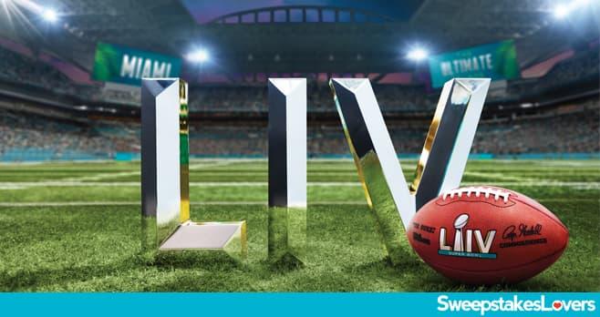 SiriusXM Super Bowl LIV Sweepstakes