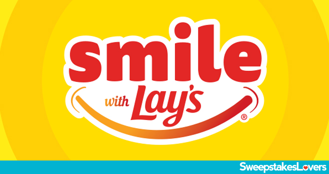Smile With Lay's Contest 2020