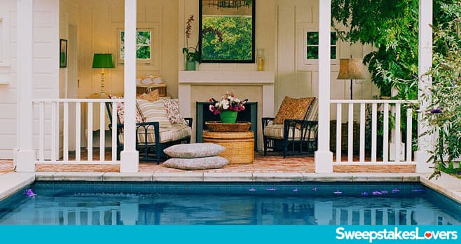 Southern Living $10,000 Sweepstakes 2020