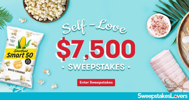 Tasty Rewards Self-Love $7,500 Sweepstakes 2020
