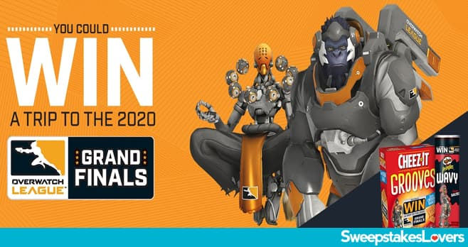 Kellogg's Overwatch League Sweepstakes 2020