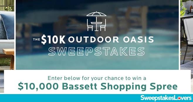 Bassett $10K Outdoor Sweepstakes 2020