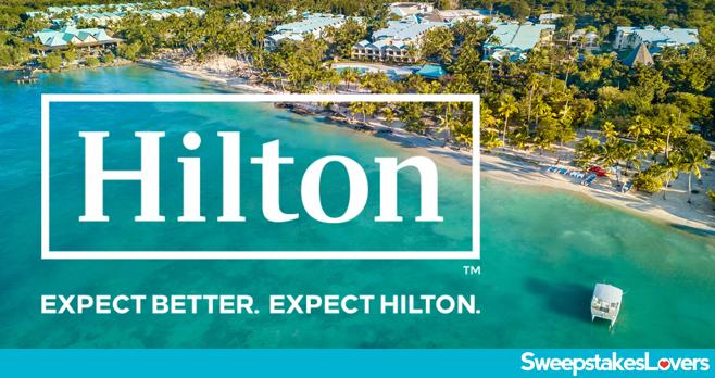 Ellen The Hilton Contest 2020