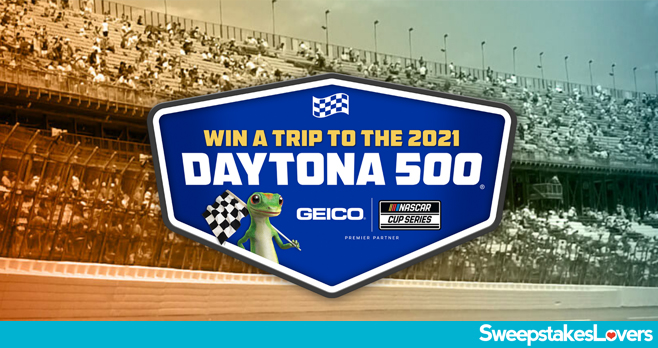 GEICO Racing Sweepstakes 2020