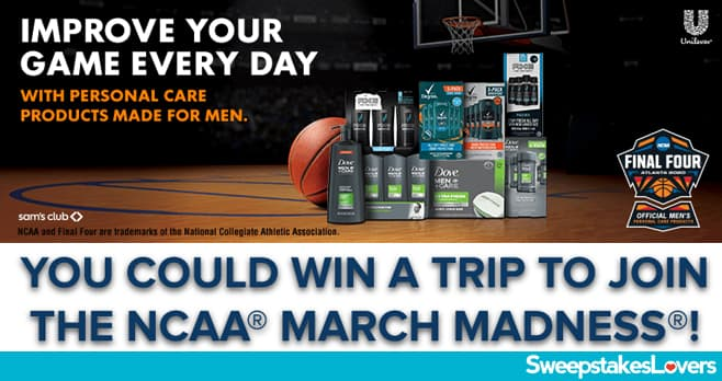 Unilever NCAA March Madness Sweepstakes 2020