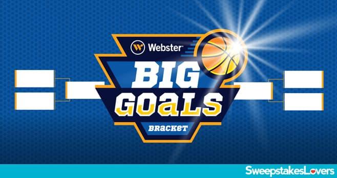 Webster Bank Big Goals Bracket Sweepstakes 2020