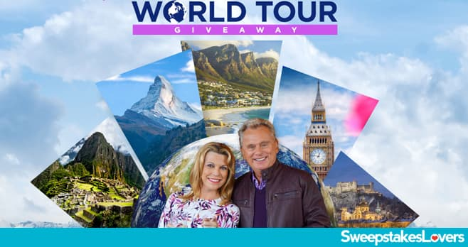 Wheel Of Fortune World Tour Giveaway 2020